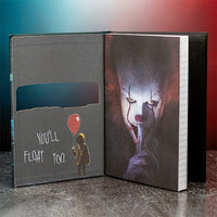 IT Pennywise the Dancing Clown • Notebook