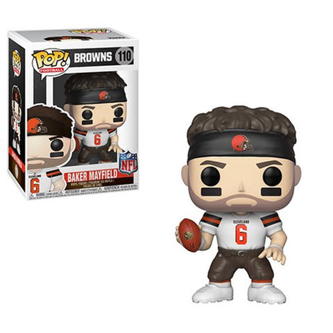 funko pop! cleveland browns baker mayfield - Funky Cat Emporium