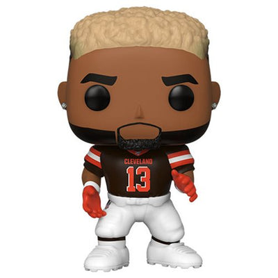 Funko Pop! Cleveland Browns Odell Beckham Jr.