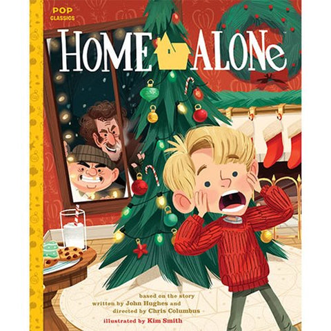 home alone classic illustrated storybook hardcover book