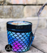 Ice Cream Pint Holder • Personalize it! - Funky Cat Emporium