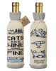 Cats and Wine Socks and Wine Tote Gift Set
