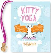 Kitty Yoga Mini Book - Funky Cat Emporium