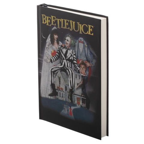 beetlejuice it's showtime