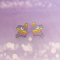 Piñata Llama Earrings