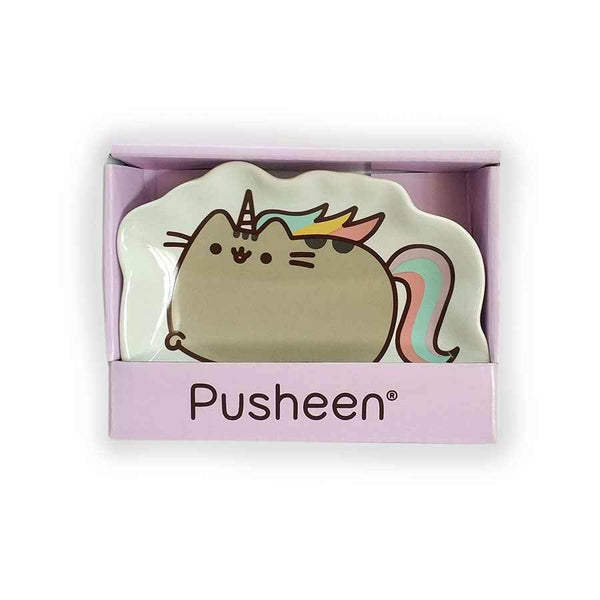 pusheen unicorn trinket tray