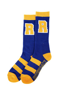 riverdale high premium crew socks