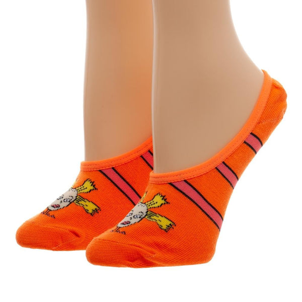 rugrats angelica & cynthia no show socks