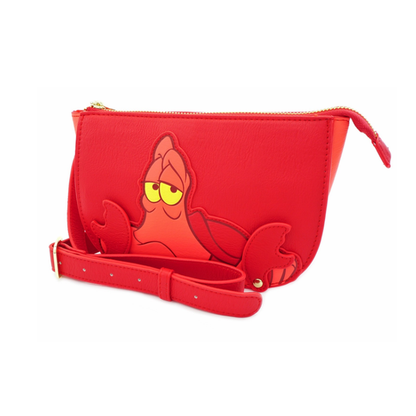 disney the little mermaid waist purse