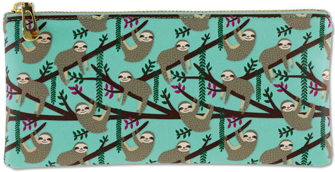 sloths for days pouch