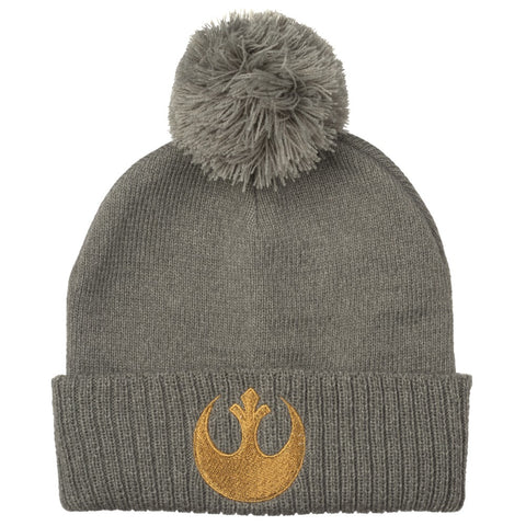 star wars rebel alliance embroidered beanie