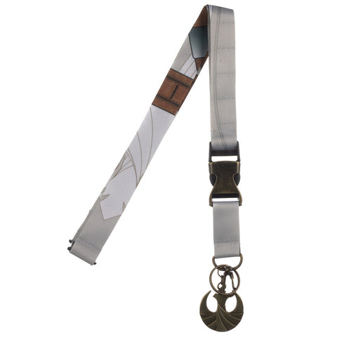 star wars rey lanyard