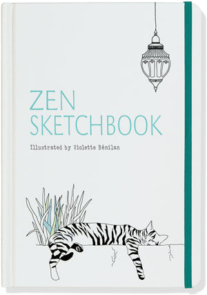 Zen Sketchbook • Notebook