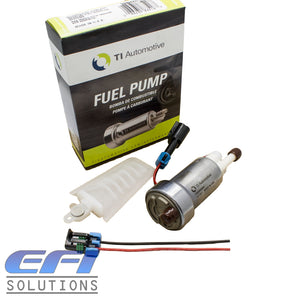"WALBRO 450 / 460 Lph FUEL PUMP (High Pressure) F90000274 ""with Strainer & Connector"""