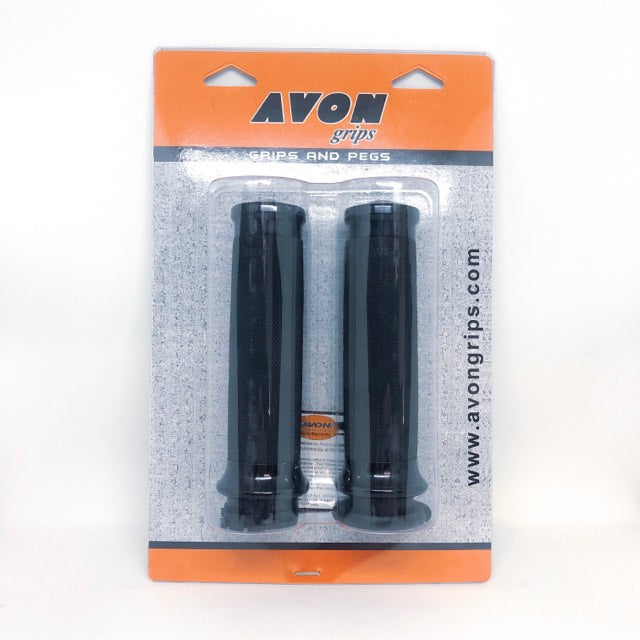 AVON CABLE THROTTLE BLACK ANO GRIPS