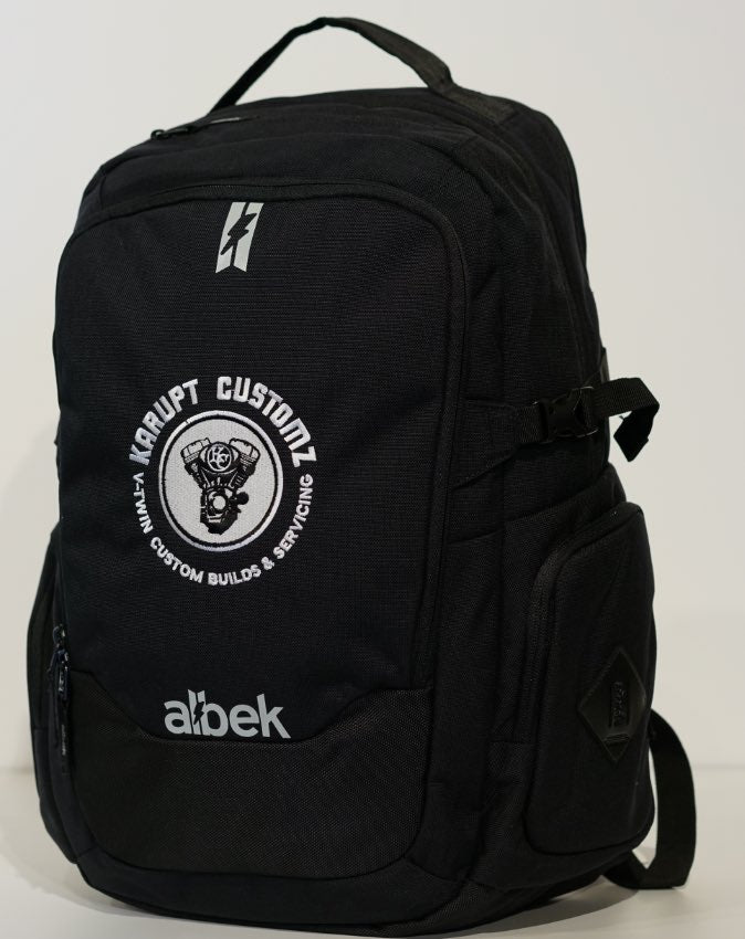 KARUPT X ALBEK BACK PACK