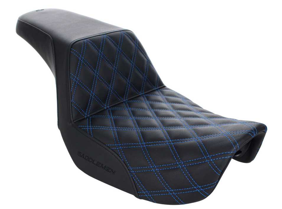 SADDLEMEN STEP UP 06-17 DYNA BLUE LATTICE