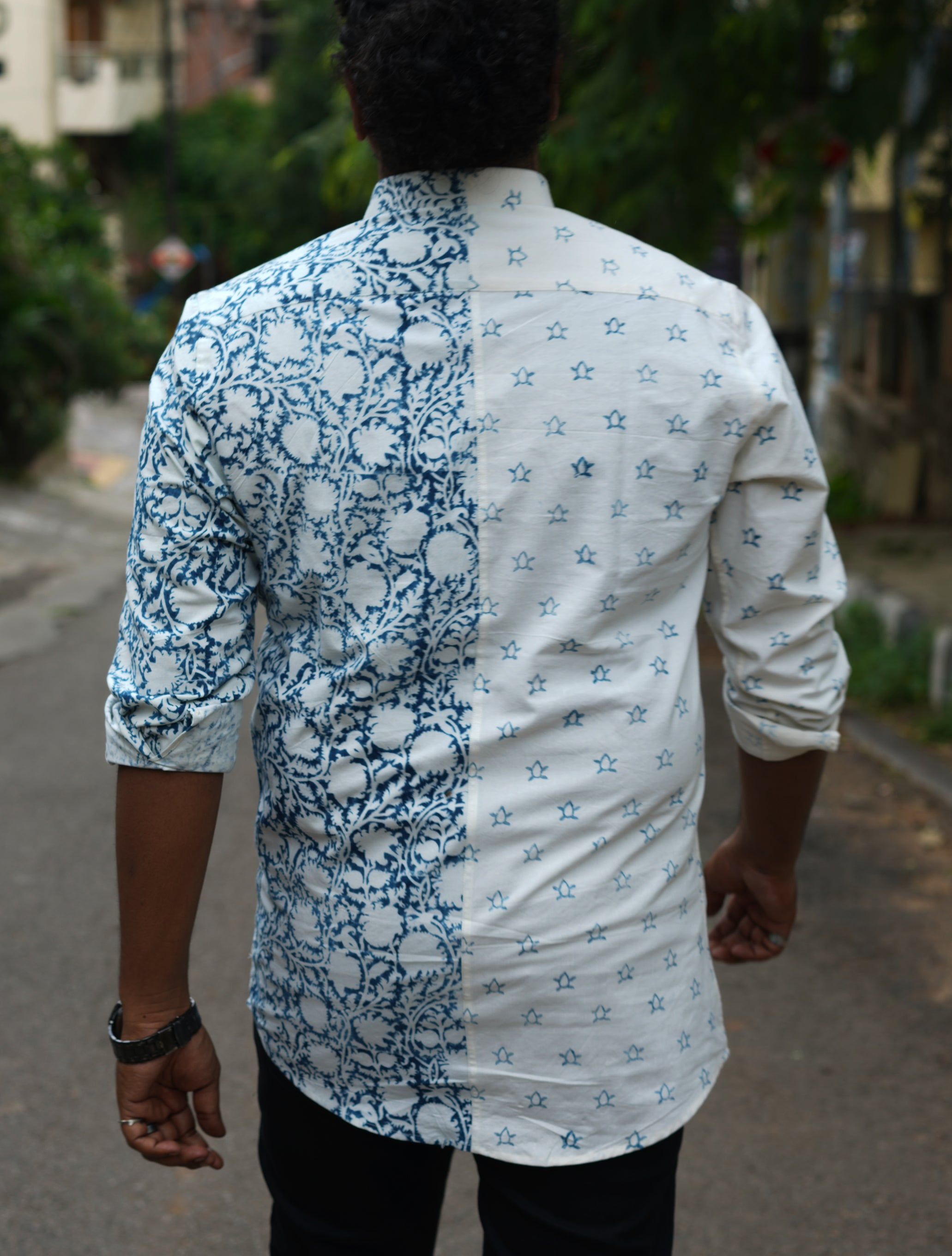 Yin and Yang Full Sleeve Shirt