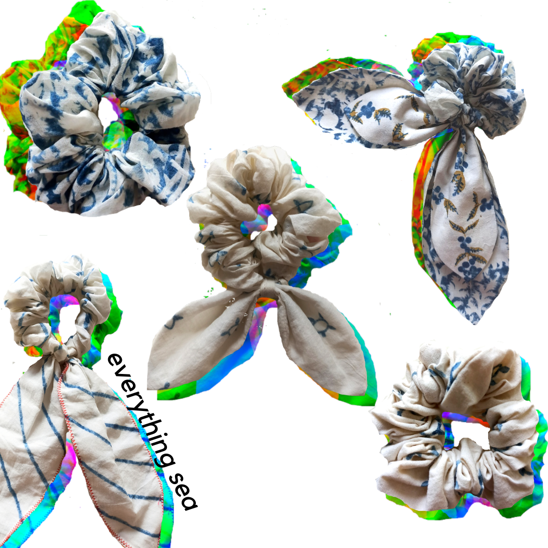 Everything Sea Scrunchie Bundle