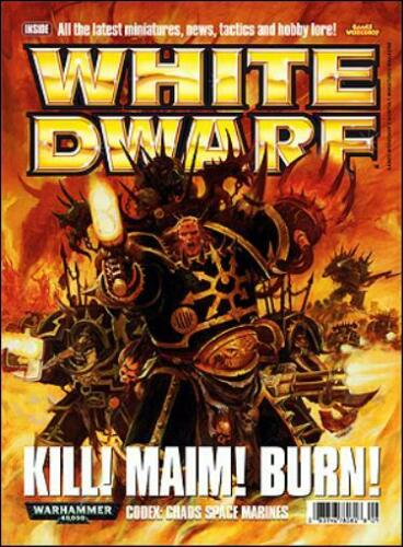 White Dwarf 332 September 2007