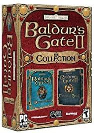 Baldur's Gate 2: Ultimate Collection (Shadows of Amn and Throne of Bhaal) - (PC, 2003)
