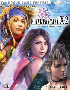 Final Fantasy X-2 Strategy Guide BradyGAMES