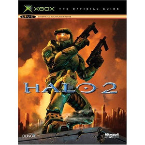 Halo 2 The Official Guide Xbox Strategy Guide