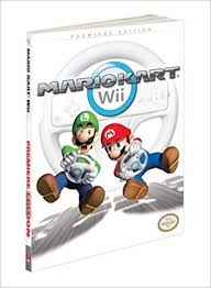 Mario Kart Wii Premiere Edition Strategy Guide
