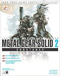 Metal Gear Solid¿ 2: Substance(tm) Official Strategy Guide for Xbox