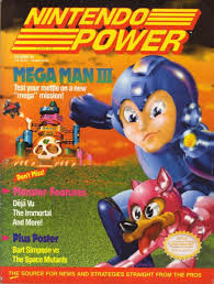 Nintendo Power Volume 20 (WITH Simpsons Alien POSTER)