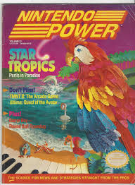 Nintendo Power Volume #21 (WITH POSTER)