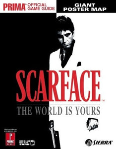 Scarface Official Strategy Guide PRIMA (WITH POSTER)