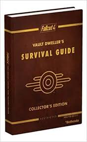 Fallout 4 Vault Dweller's Survival Guide Collector's Edition (Paperback)