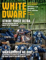 White Dwarf Weekly Issue 17 24 May 2014