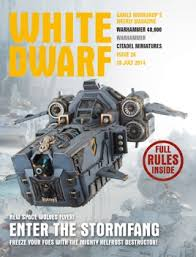White Dwarf Weekly Issue 26 26 July 2014