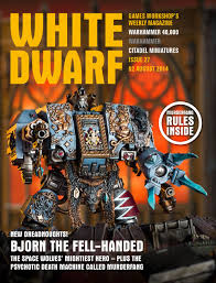 White Dwarf Weekly Issue 27 02 August 2014
