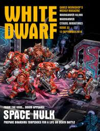 White Dwarf Weekly Issue 33 13 September 2014