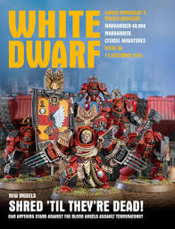 White Dwarf Weekly Issue 46 13 December 2014