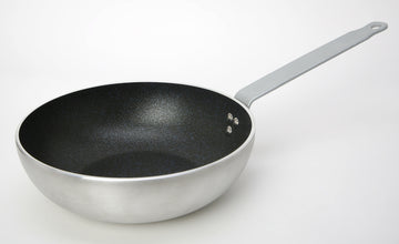 30cm Wok Teflon Profile Coated Non Stick