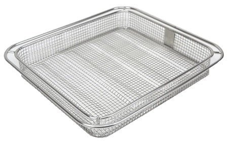 2/3 Two Third Size Combi Basket Stainless Steel (5777)