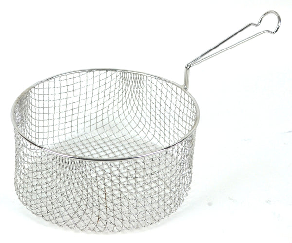 22cm Dia Fry Basket Stainless Steel