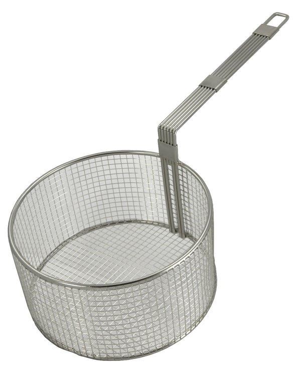 27cm Dia Fry Basket Stainless Steel (7265)