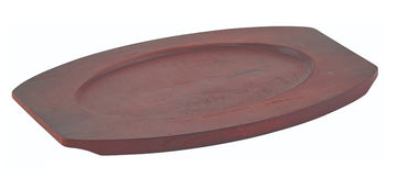 Replacement Wood Base for 28cm Oval Sizzle Platter