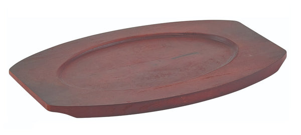 Replacement Wood Base for 24cm Oval Sizzle Platter