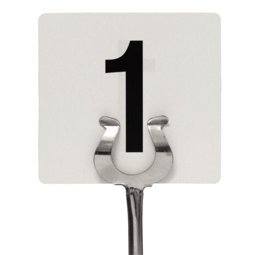 Plastic Table Numbers (1-50)