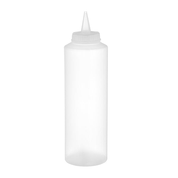 8 oz Sauce Dispenser CLEAR (7496)