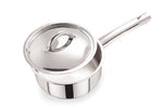 20cm Stainless Steel Sauce Pan & S/S Lid (5304)