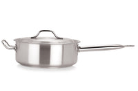 28cm Stainless Steel Saute Pan Without Lid