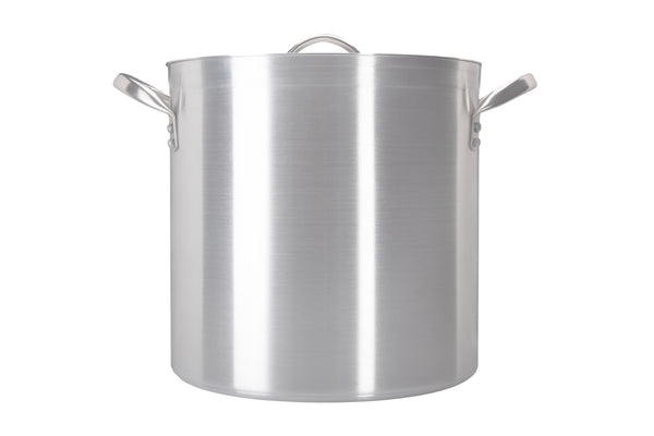 51cm Aluminium Medium Duty Stockpot (1644)