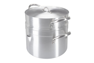 32cm Aluminium Heavy Duty Double Boiler (7432)